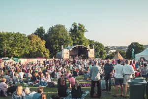 Pub in the Park 2018. Photo supplied.