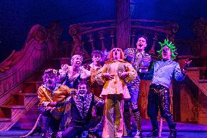 Dick Whittington continues at the Spa Centre