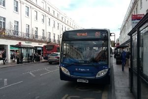 Stagecoach's cuts to service around Warwickshire are due to start in early January.