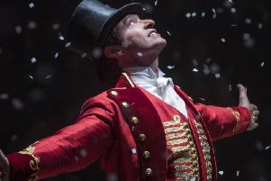 The Greatest Showman is being screened as part of a double bill in Warwick