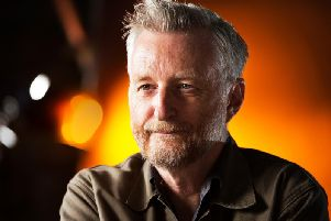 Billy Bragg. Photo by Murdo McLeod lr