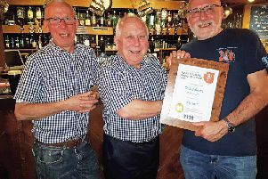 Find out how a Kenilworth bar has won a county award for the fourth year in a row