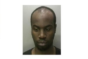 Imran Nsubuga. Photo supplied by Warwickshire Police.