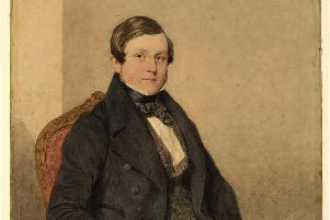Thomas Baker by Octavius Oakley (1800 - 1867). Reproduced by kind permission of Birmingham Museums and Art Gallery.