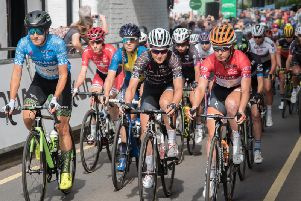 The OVO Energy Women's Tour will be coming through Warwickshire on June 13. Photo submitted.