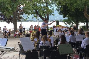 Austria music tour by Kenilworth School students