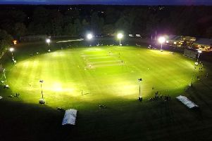 Floodlit cricket returns to Kenilworth Wardens next week.