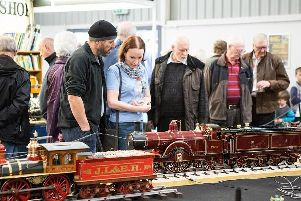 The Midlands Model Engineering Exhibition is returning next week. Photo submitted.