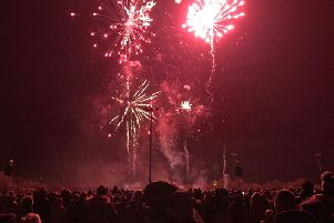 There are many firework events in the Warwick district.