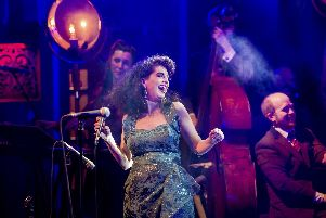Down for the Count bring a night of hot swing to the Loft Theatre in Leamington