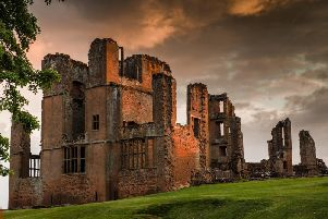 Kenilworth Castle (photo by Jamie Gray)