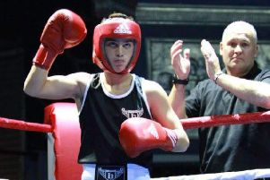 Danny Quartermaine is making his pro debut on Saturday evening