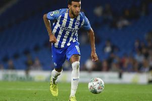 Connor Goldson. Picture by Phil Westlake (PW Sporting Photography)