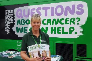 The Macmillan Cancer Support mobile service is coming to Worthing and Littlehampton