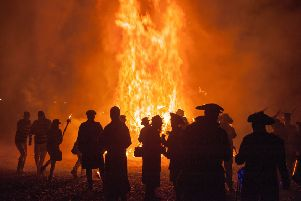 Bonfire Night 2018: fireworks displays and events in Sussex