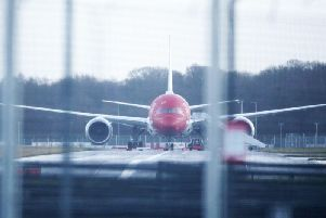Heathrow Airport has been grounded