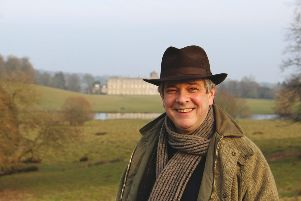 Rupert Toovey at Petworth Park SUS-190701-102631001