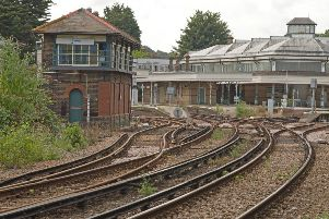 Trains will not be running via Lewes