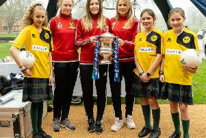 Women's FA Cup and Crawley Wasps visit Ardingly College'Picture by Ben Davidson.