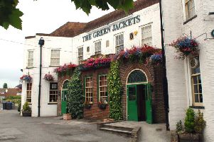 The Green Jackets, in Shoreham, is just one of the area's lost pubs