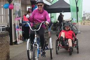 Pedal Along the Prom will be returning in April this year