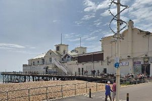 Bognor Regis Pier. Picture from Google Maps