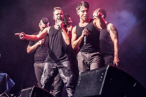 Take That tribute band 'Rule The World' will be headling at this year's The Big Gig in Horsham SUS-190226-145143001