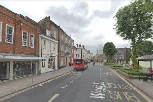 West Street Chichester. Picture courtesy of Google Maps