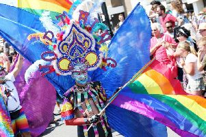 Worthing Pride last year was a big success