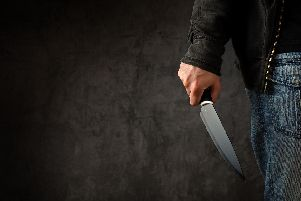 Knives can be handed in anonymously at amnesty bins at police stations