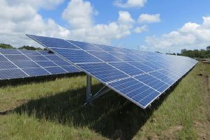 West Sussex County Council has focused on renewable energy projects such as solar farms