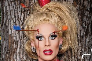 RuPaul's Drag Race star Katya Zamolodchikova stars in her own one-woman show