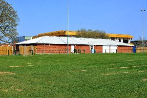 Broadbridge Heath new football ground 01-4-19 Pic Steve Robards SR1908694 SUS-190104-172857001