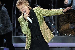 ROD STEWART - CREDIT Sean Hansford