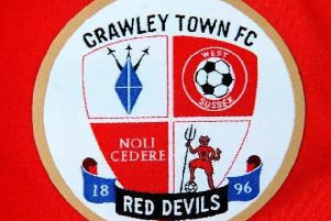 Crawley Town are to host Championship club Swansea City