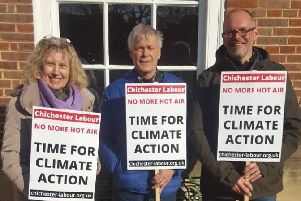 Labour is calling on Chichester District Council to declare a climate emergency as well as a number of other actions