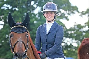 Nicole Pavitt and Southend at the South of England Show.'Picture by: Stephen Lawrence/Southern News & Pictures