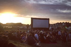 Screen on the Green at Littlehampton 2018