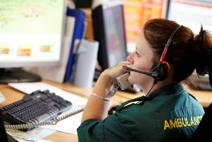 SECAmb call handlers and ambulance staff have had a very busy weekend