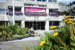 Crawley Town Hall will hold a consultation on July 29 and August 19