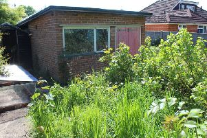 The land rear of 20 Meadow Lane in Burgess Hill has been sold at auction