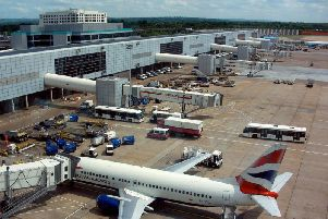 Passengers will face delays at Gatwick Airport