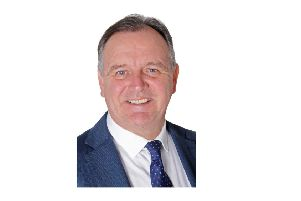Paul Marshall, county councillor for Storrington