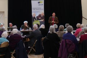 HDOPF MP Question Time meeting with Nick Herbert MP in 2017