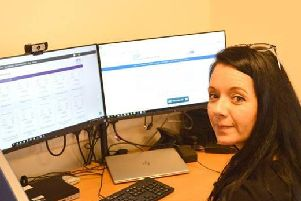 Eleanor Brewer, service manager
