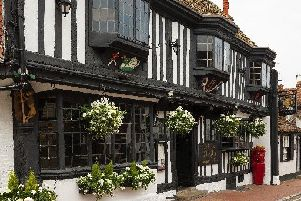 The Star Inn in Alfriston has been taken over by Alex Polizzi and her mother Olga