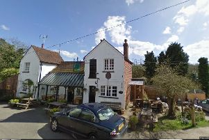 The Royal Oak pub in Rusper. Photo courtesy of Google SUS-190402-165352001