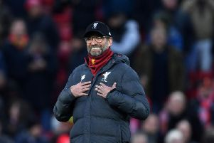 Jurgen Klopp is determined to deliver the Premier League title to Liverpool this season