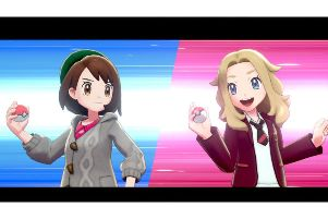 Pokemon Sword and Shield is out now