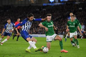 Brighton just couldn't find a way through Sheffield Wednesday